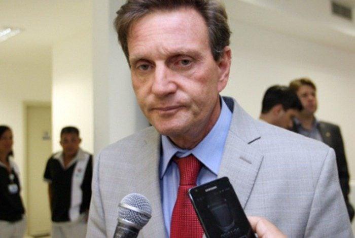 Marcelo Crivella foi preso na manhã desta terça-feira