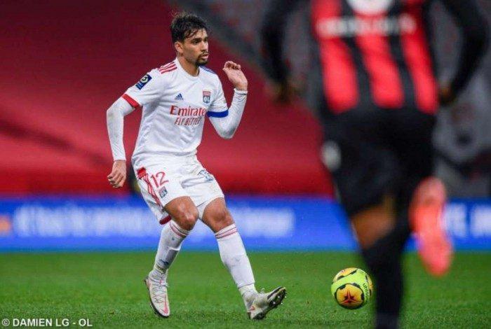Paquetá marca seu primeiro gol pelo Lyon