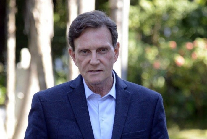 Ex-prefeito do Rio, Marcelo Crivella