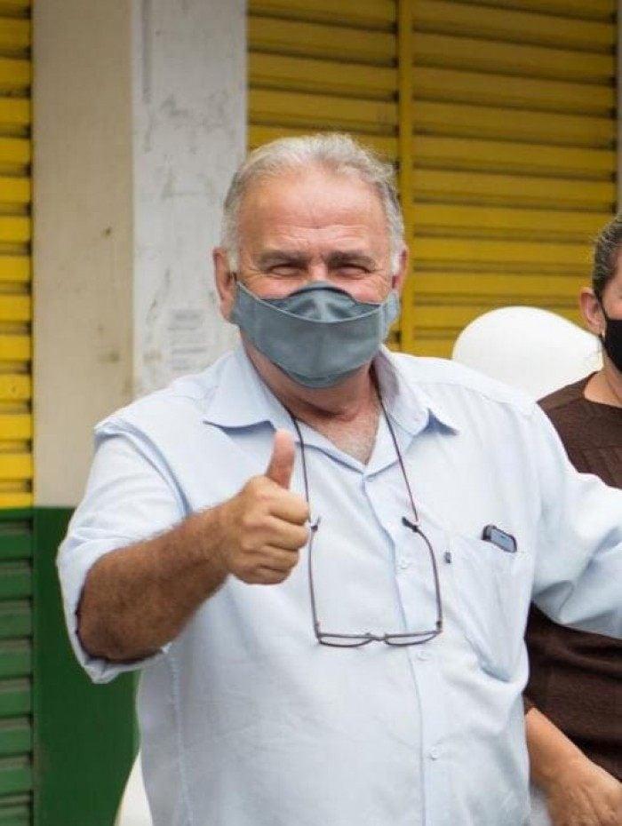 Prefeito eleito de Conceição de Macabu morre de covid-19