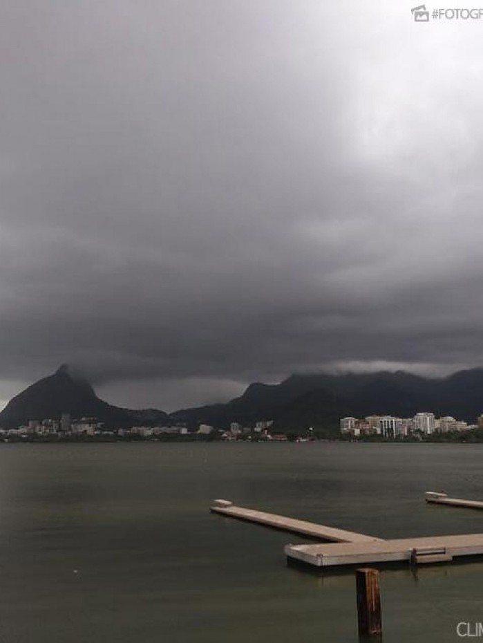 Natal poderá ter fortes chuvas em todo o Estado do Rio