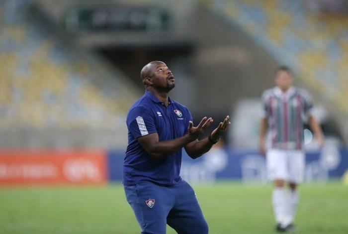 Fluminense X São Paulo pelo Campeonato Brasileiro, rodada 27.