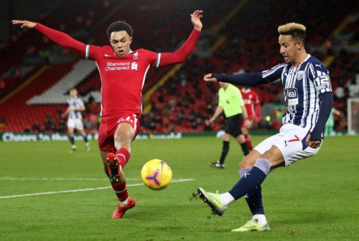 Liverpool chega aos 32 pontos e tem agora três pontos de vantagem para o vice-líder