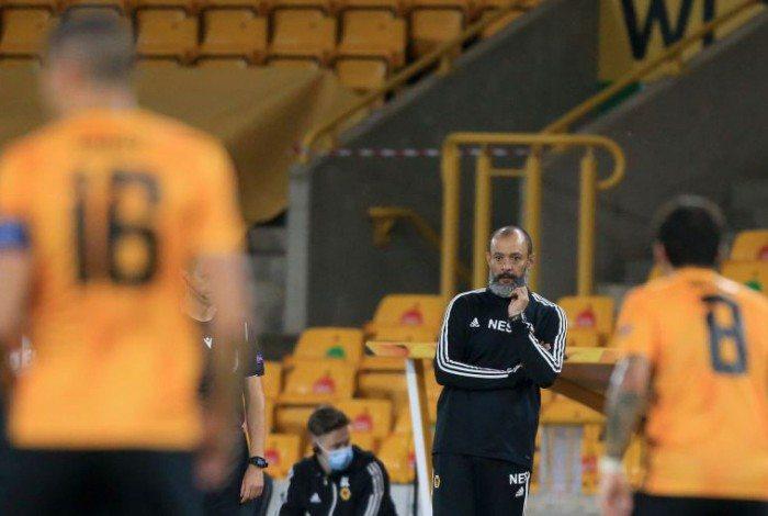 Nuno Espírito Santo, técnico do Wolverhampton