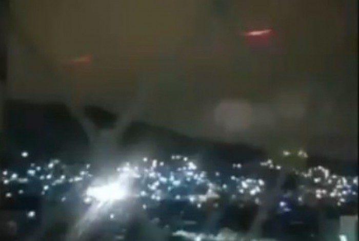 Intenso tiroteio assusta moradores do Morro da Serrinha