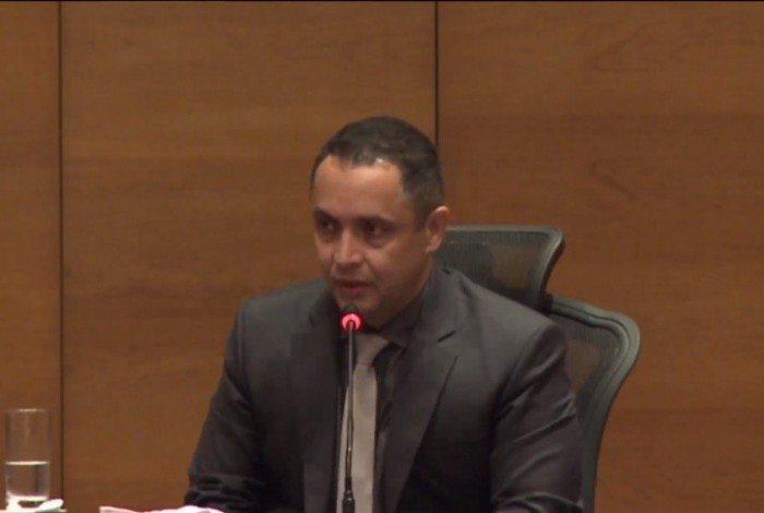 Ex-secretário estadual de Saúde, Alex Bousquet