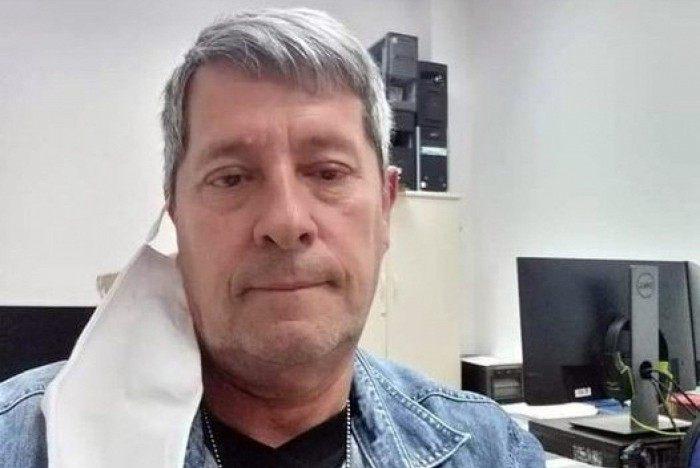 Edson Zanata chegou a ser internado por causa da doença