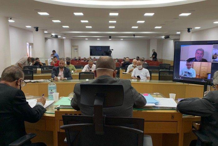 As sessões plenárias retornam no dia 16 de fevereiro, após finalizado o recesso parlamentar