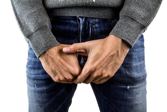 Homens também relataram disfunção sexual e dor nos testículos