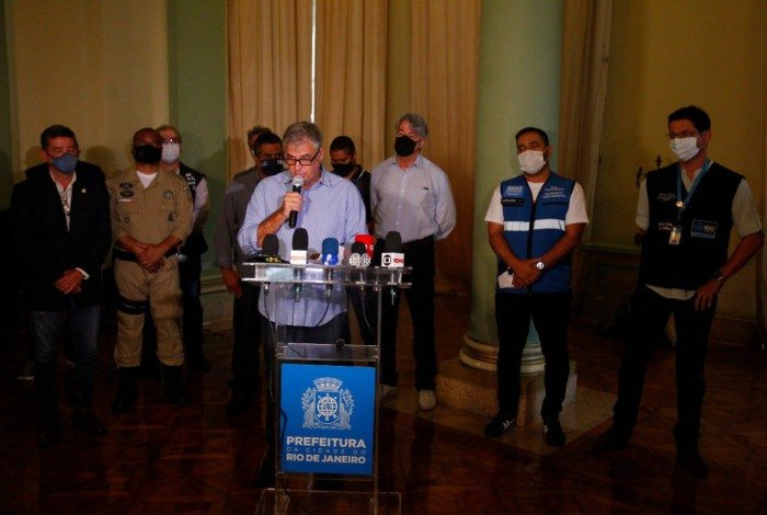 Representantes de órgãos da Prefeitura detalharam plano sobre Réveillon 2020