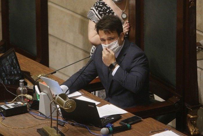 Presidente da Câmara, Carlo Caiado (DEM) prometeu diálogo