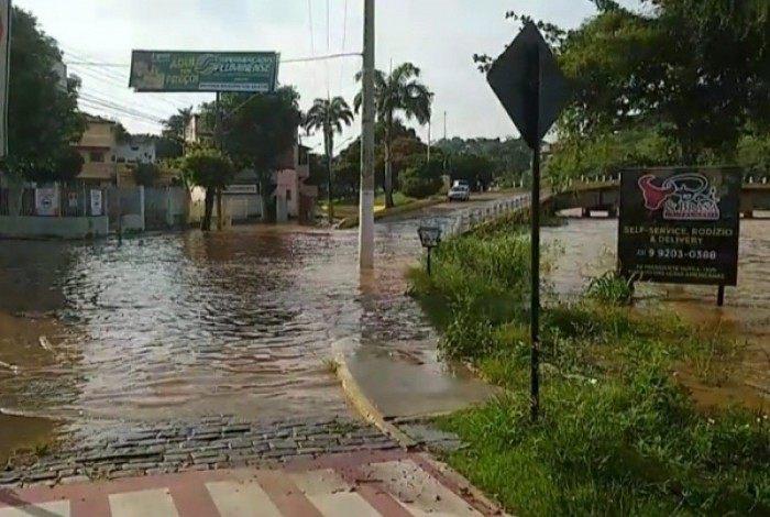 Bacia do Rio Muriaé, no perímetro de Itaperuna, no Noroeste Fluminense, começa a estabilizar na manhã deste dia 05 de janeiro.