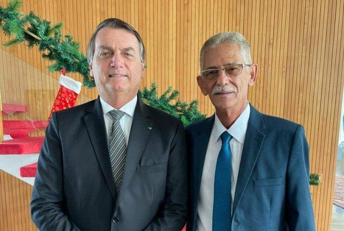 Nelson teve o apoio público do presidente Jair Bolsonaro na disputa em segundo turno pela Prefeitura de São Gonçalo