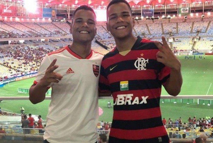 Irmãos eram torcedores do Flamengo