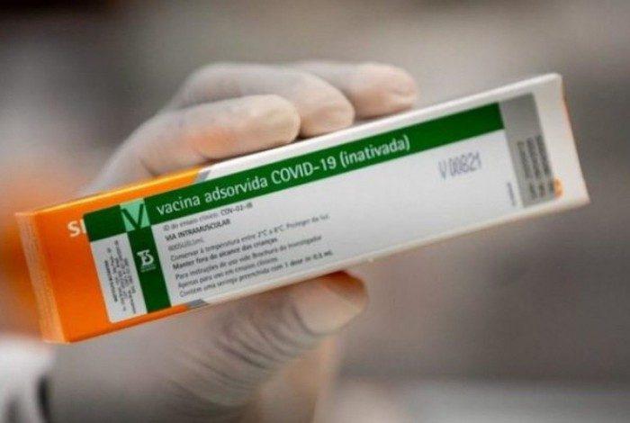 De acordo com os estudos, a CoronaVac oferece 100% de eficácia contra casos graves