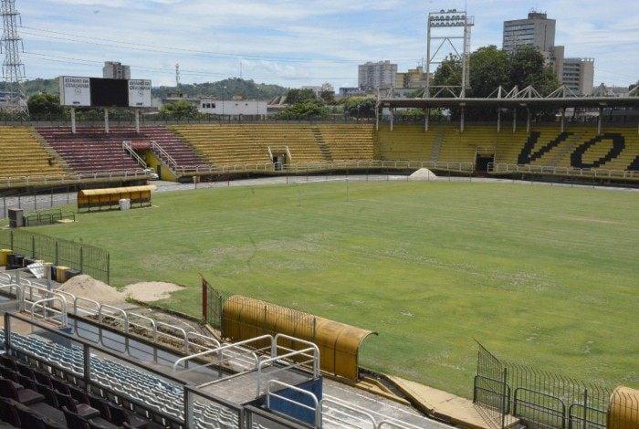 Estádio Raulino de Oliveira