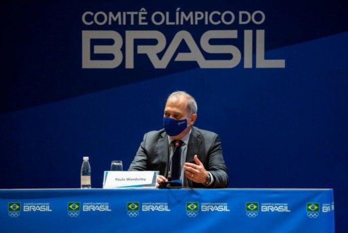 Paulo Wanderley iniciou mais um mandato como presidente do COB