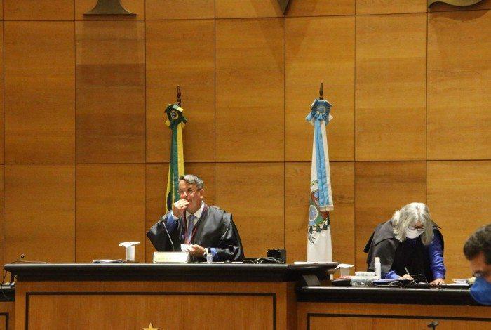 Tribunal Especial Misto julga o processo de impeachment contra o governador afastado Wilson Witzel nesta quarta-feira (13)