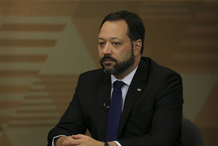 O presidente do Inep, Alexandre Lopes