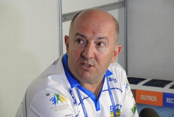 João Tomasini era presidente da confederação de canoagem