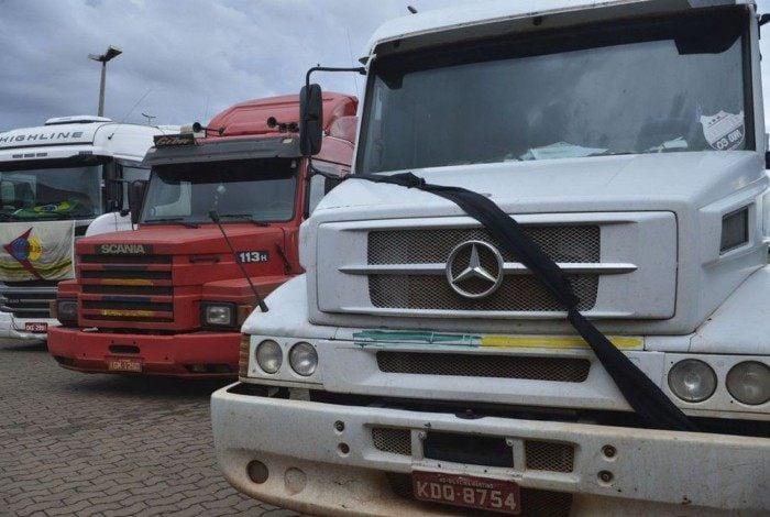 Caminhoneiros grevistas estão proibidos de bloquear a BR-101 nas manifestações