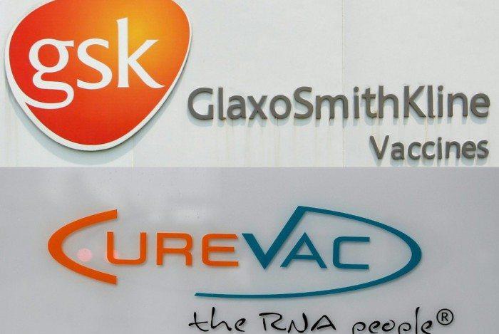 Laboratórios farmacêuticos britânico GSK e alemão CureVac anunciaram parceria para vacina contra variantes da covid-19