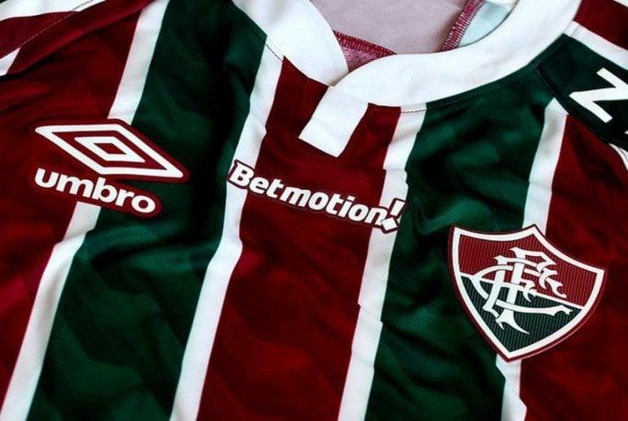 Fluminense anuncia patrocínio da Betmotion
