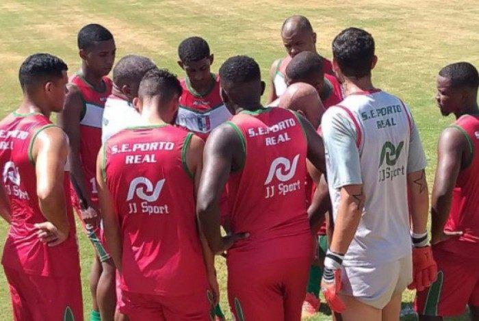 Time realiza mais um jogo treino no Rio de Janeiro