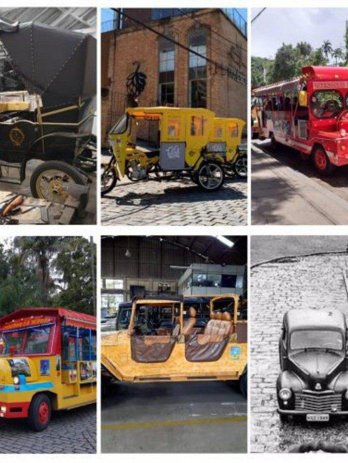 Veículos turísticos vão circular de forma experimental em fevereiro