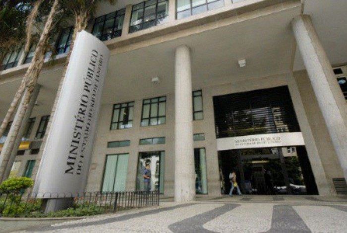 Fachada Ministério Público do Rio de Janeiro