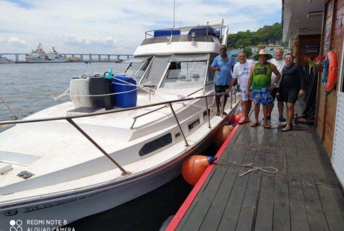As buscas estão concentradas litoral norte do Rio de Janeiro, nas proximidades do Farol de São Tomé, em Campos dos Goytacazes, local onde eles fizeram o pedido de socorro à Marinha. Foto: Arquivo Pessoal