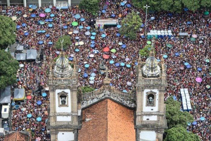 Bloco Fogo e Paixão celebra Carnaval 2021 virtualmente