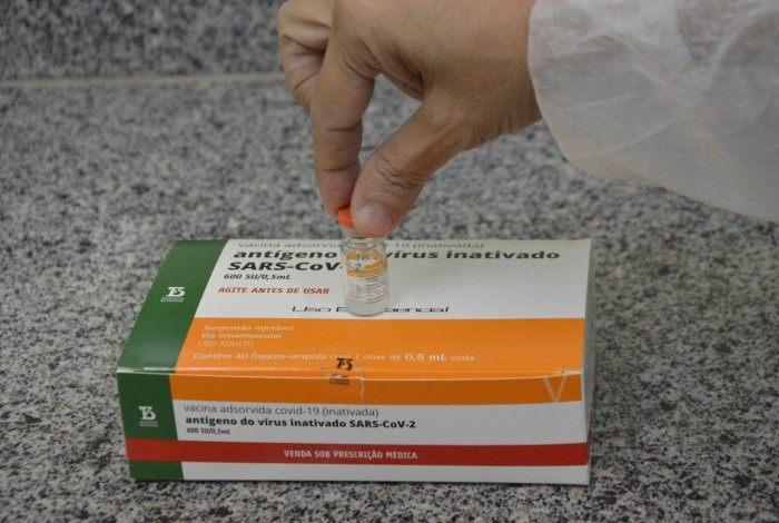 Município do Rio está no aguardo de novas remessas da vacina contra a Covid-19