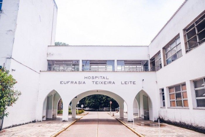 Hospital Eufrásia, em Vassouras