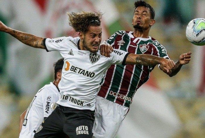 Fluminense x Atlético-MG no Maracanã