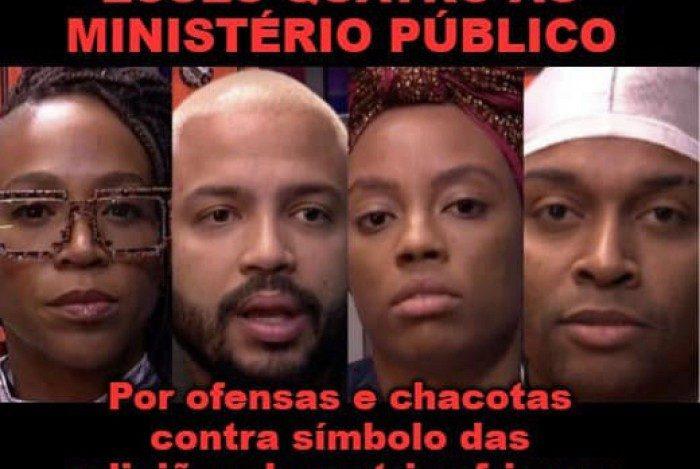 Deputado Átila Nunes denuncia brothers ao MP por zombarem da religião de Lucas Penteado