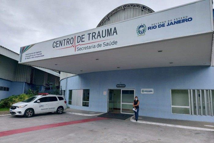 Hospital Estadual Alberto Torres (Heat)