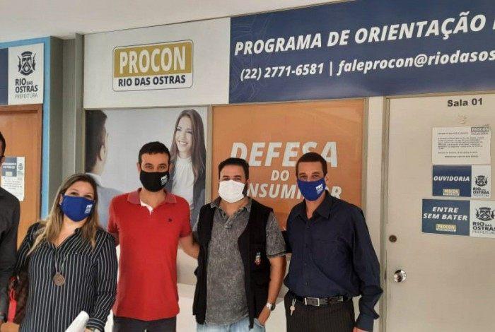 O trabalho do Procon de Rio das Ostras está sendo referência na região