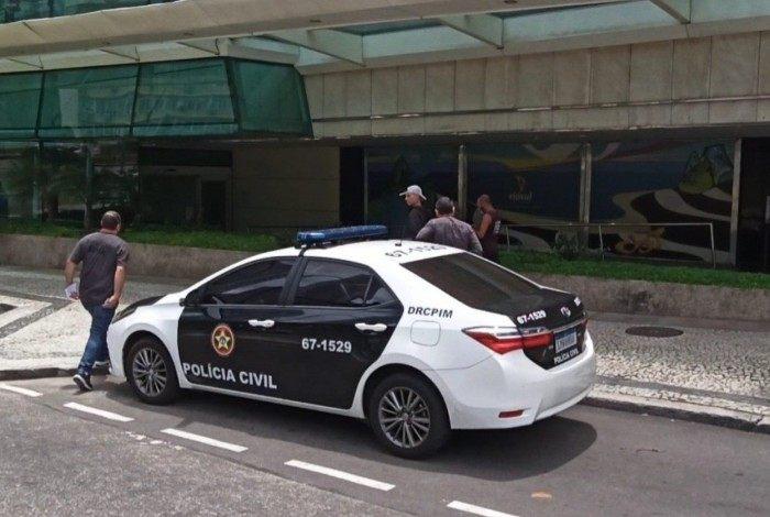 Polícia Civil realiza operação contra rede de lojas que vendia produtos falsificados de grifes de alto padrão