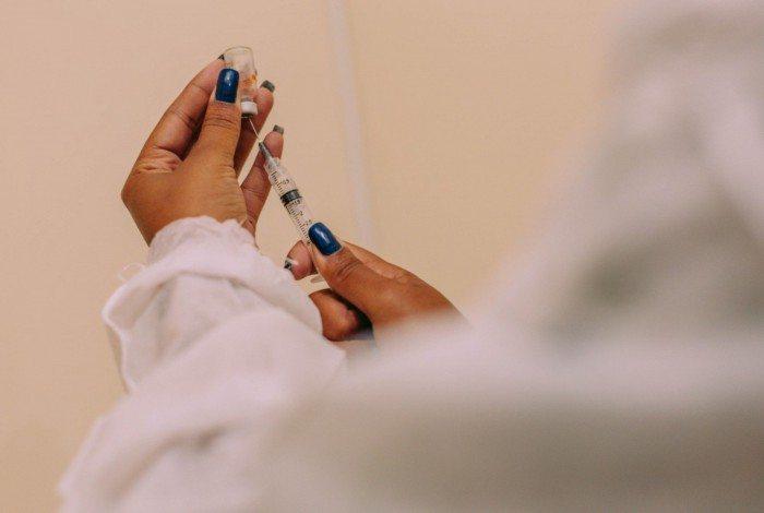 Vacinação contra a Covid-19 em Meriti