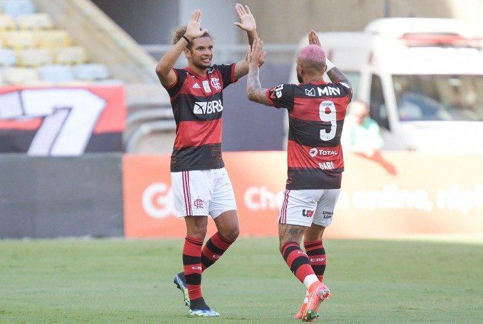 Flamengo luta por título do Brasileirão