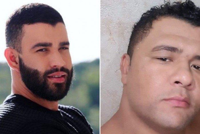 Gusttavo Lima e Fabinho Basílio