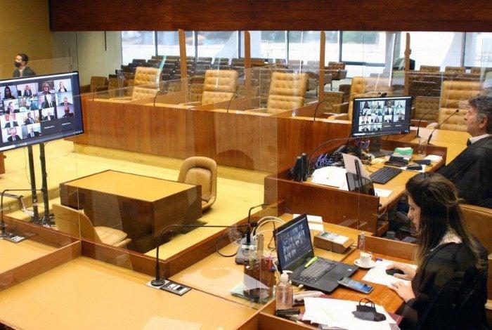 STF mantém, por unanimidade, prisão de deputado