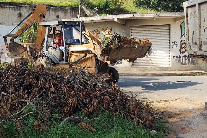 Prefeitura investe em prevenção para dias de chuva em Volta Redonda