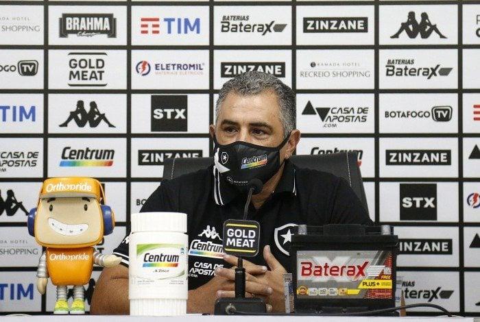 Marcelo Chamusca ganhou notoriedade pelos quatro acessos entre as Séries D e A do Campeonato Brasileiro