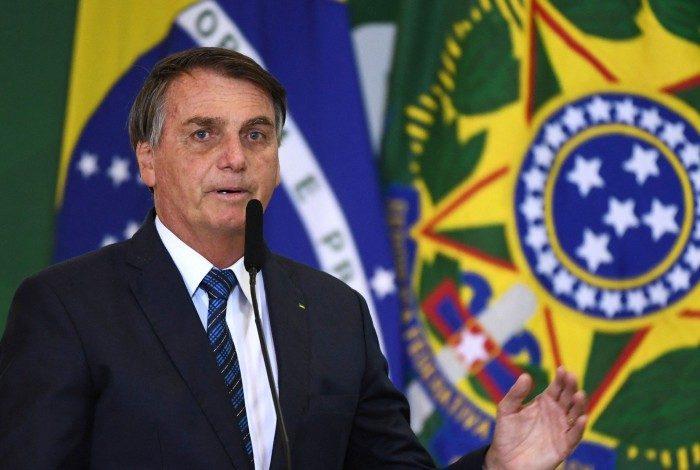 Bolsonaro diz que está pronto para colocar em prática seu projeto de combate à pandemia no Brasil