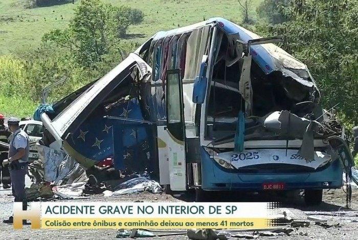 O acidente aconteceu na manhã de 25 de novembro de 2020, quando Oliveira dirigia um ônibus da Viação Star Turismo pela rodovia Alfredo de Oliveira Carvalho, levando funcionários de três indústrias de confecção para o trabalho, em Taguaí
