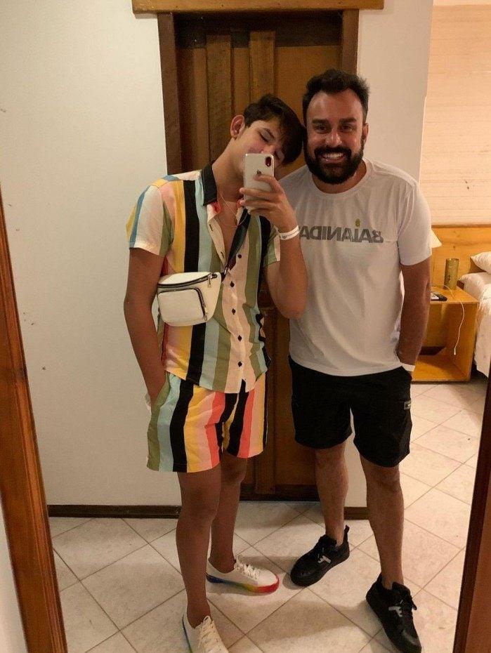 Fábio Ramalho e João Paulo