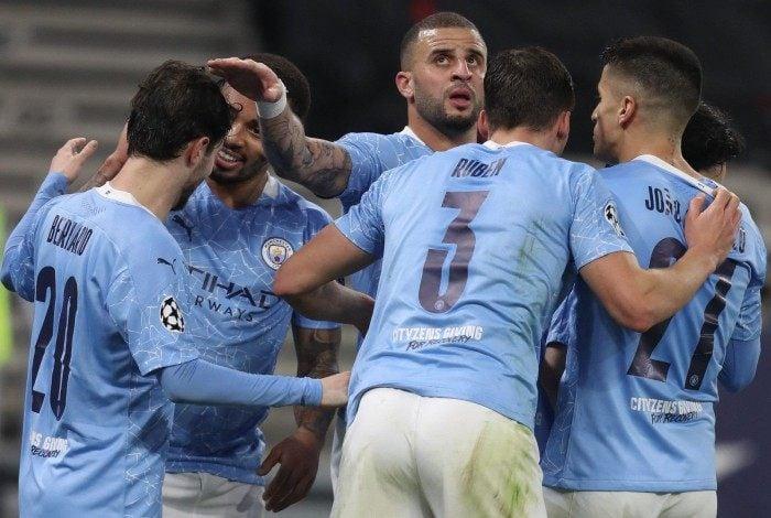 Manchester City venceu o Borussia Mönchengladbach na Liga dos Campeões