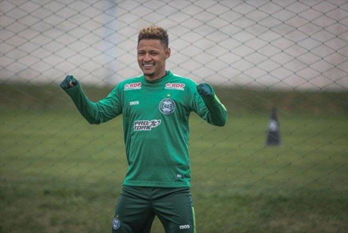 Neilton atuou na temporada de 2021 pelo Coritiba
